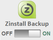 Zinstall Time Machine Backup On